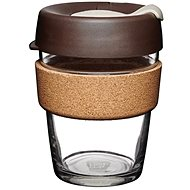 KeepCup Mug Brew Cork Almond 340ml M - Mug