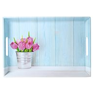 Kesper Serving Tray Tulips 50x35cm - Tray