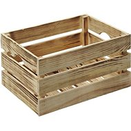 Kesper Wooden Tanned Box - Storage Box