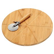 Keser Cutting Board/Serving Plate, Diameter 32cm