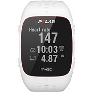 Polar M430 White S - Sports Watch