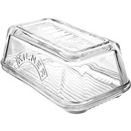 KILNER Glass Butter Dish for 250g of Butter - Container