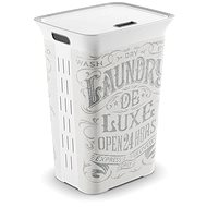 KIS Chic Hamper 60l - Laundry Basket