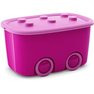 KIS Funny box L purple 46l