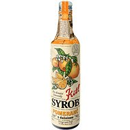 Kitl Syrob Orange with Pulp 500ml - Syrup