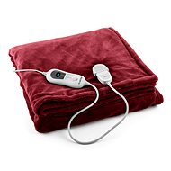 Klarstein Dr. Watson XL Burgundy - Electric Blanket
