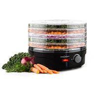 OneConcept Bonsai Black - Food dehydrator