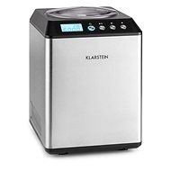 Klarstein Vanilly Sky Family Silver - Ice Cream Maker