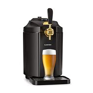Klarstein Skal Beer Tap Dispenser, Black - Draft Beer System