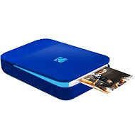 Kodak Smile Printer, Blue - Dye-sublimation Printer