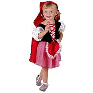 Carnival Dress - Little Red Riding Hood Size XS - Children's Costume