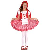 Carnival Dress - Red Riding Hood Size S - Children's costume
