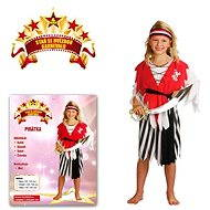 Carnival dress - Pirate size S - Children's costume