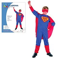 Carnival Costume - Super Hero size M - Children's costume