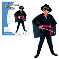 Carnival Costume - Masked bandit size M - Children's costume
