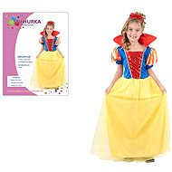 Carnival Dress - Snow White size M - Children's costume