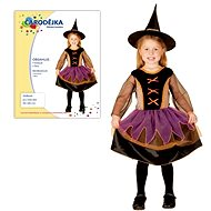 Witch Dress Costume - Size XS - Children's costume