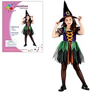 Carnival Dress - Witch size S - Children's costume