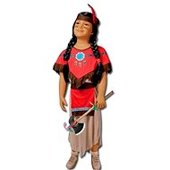 Carnival Dress - Indian Size S - Children's costume