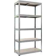 KOVONA FUTUR 1800 x 900 x 600mm, galvanized - Shelf