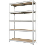 KOVONA FUTUR PLUS 1800 x 1200 x 450mm, galvanized - Shelf