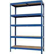 KOVONA FUTUR PLUS 1800 x 1200 x 600 mm, blue - Shelf
