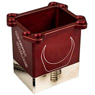 KINGPIN Venom CPU Cooling Pot Red - CPU Cooler