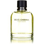 DOLCE & GABBANA Pour Homme EdT 125ml - Eau de Toilette for men