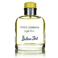 DOLCE & GABBANA Light Blue Italian Zest Pour Homme EdT 125ml - Eau de Toilette for men