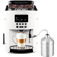 Krups Pisa White + XS6000 Autocappuccino EA816170 - Automatic coffee machine