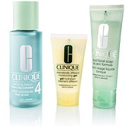 CLINIQUE 3 Step Skin Care Type 4 - Oily skin - Face Care Set