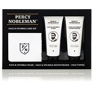 Percy Nobleman Face & Stubble Care Kit - Gift Set