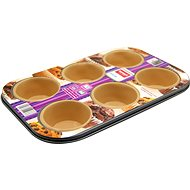 Lamart Silik LT3016 Silicone Muffin Mould - Baking Mould