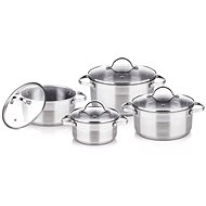 Lamart Cookware Set 8pcs Elegant LTSSSET8 - Pot Set