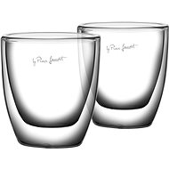Lamart VASO Set of 2pcs of Espresso Glasses, 80ml, LT9009 - Thermo-Glass