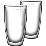 Lamart VASO  Set of 2 Coffee Glasses, 230ml, LT9010 - Thermo-Glass