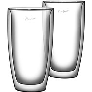 Lamart VASO Set 2 Café Latte Glasses, 380ml, LT9011 - Thermo-Glass