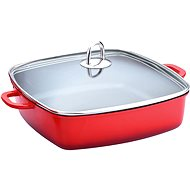 Lamart Ceramic pot with lid 28x28cm Ceramic LT1066 - Roasting Pan