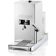 La Piccola Silver - Lever coffee machine