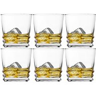 LAV Whiskey glass 310ml ELEGAN clear - Whiskey Glasses