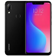 Lenovo S5 Pro 128GB Dual Sim, Black - Mobile Phone