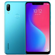 Lenovo S5 Pro 128GB Dual Sim, Blue - Mobile Phone