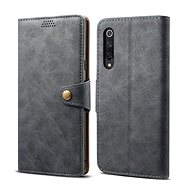 Lenuo Leather for Xiaomi Mi 9 SE, Grey