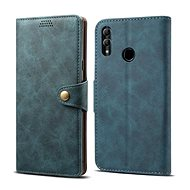 Lenuo Leather for Honor 10 Lite, Blue