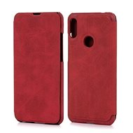 Lenuo LeDe for Huawei Y6 Prime (2019), red - Mobile Phone Case