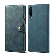 Lenuo Leather for Huawei P Smart Pro/Y9s, Blue - Mobile Phone Case