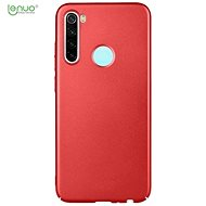 Lenuo Leshield for Xiaomi Redmi Note 8, Red - Mobile Case