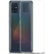 Mobile Case Lenuo for Samsung Galaxy A51, Clear - Kryt na mobil