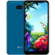 LG K40S blue - Mobile Phone