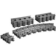 LEGO City 7499 Flexible Tracks - Building set